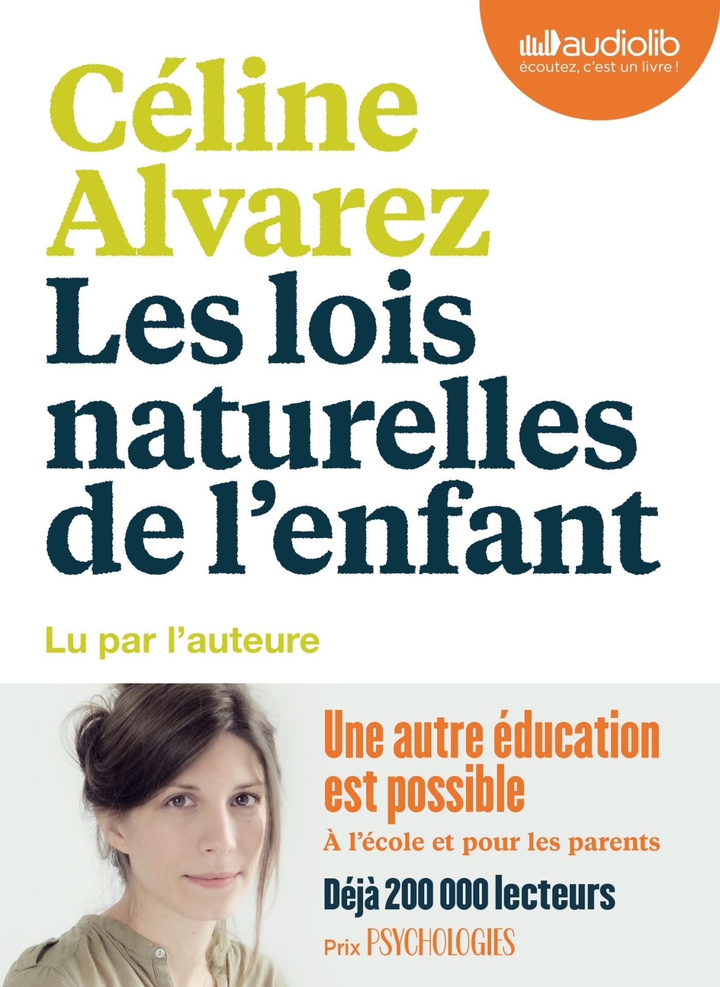 LES LOIS NATURELLES DE L'ENFANT - LIVRE AUDIO 1 CD MP3