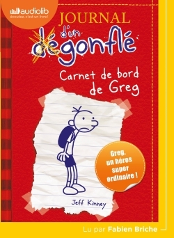 JOURNAL D'UN DEGONFLE 1 - CARNET DE BORD DE GREG HEFFLEY