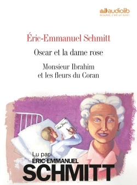 ERIC-EMMANUEL SCHMITT : OSCAR ET LA DAME ROSE - MONSIEUR IBRAHIM (COFFRET 2 CD) - LE CYCLE DE L'INVI