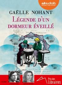 LEGENDE D'UN DORMEUR EVEILLE - LIVRE AUDIO 2CD MP3