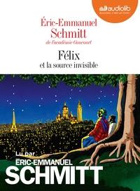 FELIX ET LA SOURCE INVISIBLE - LE CYCLE DE L'INVISIBLE - NOUVEAUTE 2019 - LIVRE AUDIO 1 CD MP3