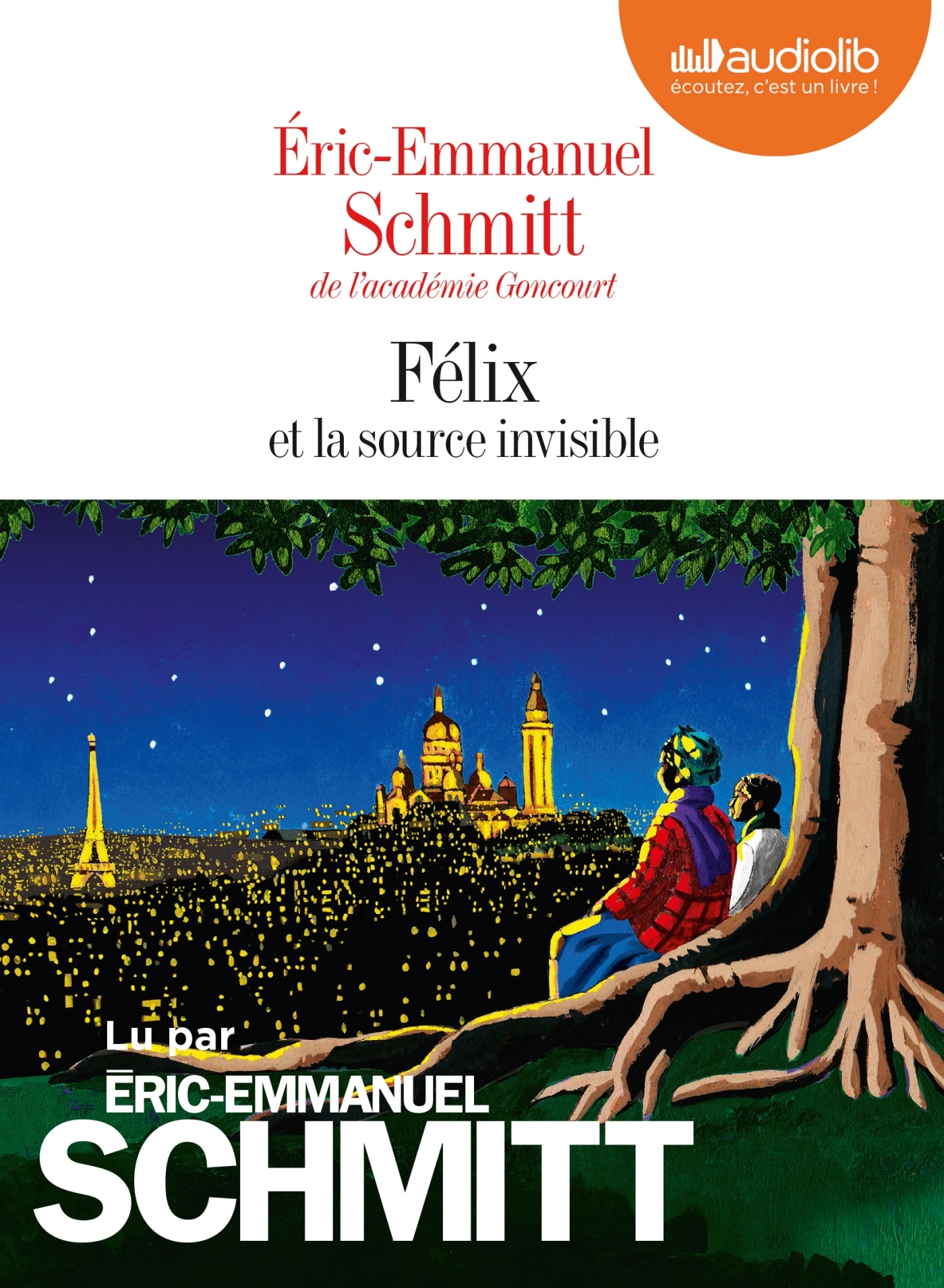 LE CYCLE DE L'INVISIBLE - NOUVEAUTE 2019 - FELIX ET LA SOURCE INVISIBLE - LIVRE AUDIO 1 CD MP3