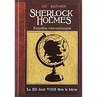 SHERLOCK HOLMES-ENQUETES INTERNATIONALES
