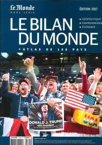 LE BILAN DU MONDE 2017 + ATLAS DE 198 PAYS