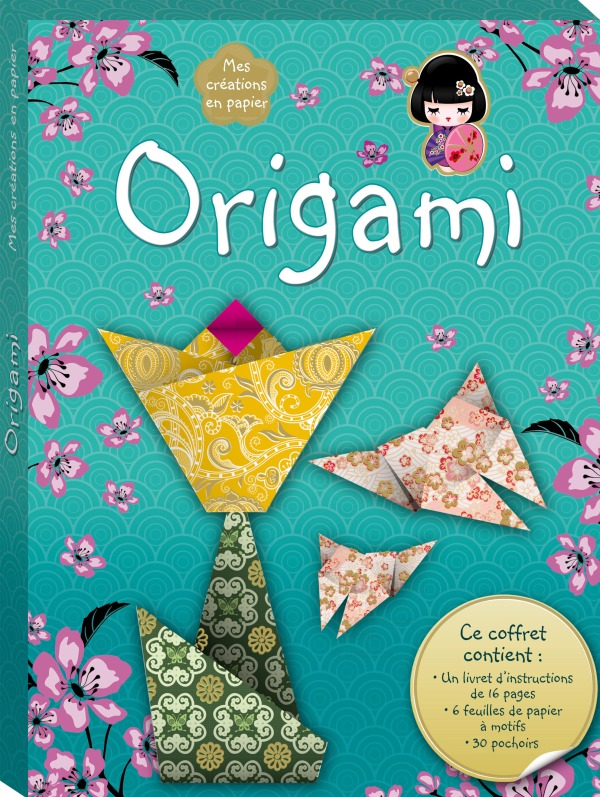 ORIGAMI (COLL. MES CREATIONS EN PAPIER)