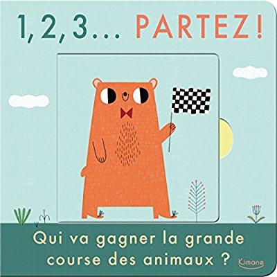 1, 2, 3... PARTEZ ! - QUI VA GAGNER LA GRANDE COURSE DES ANIMAUX ?
