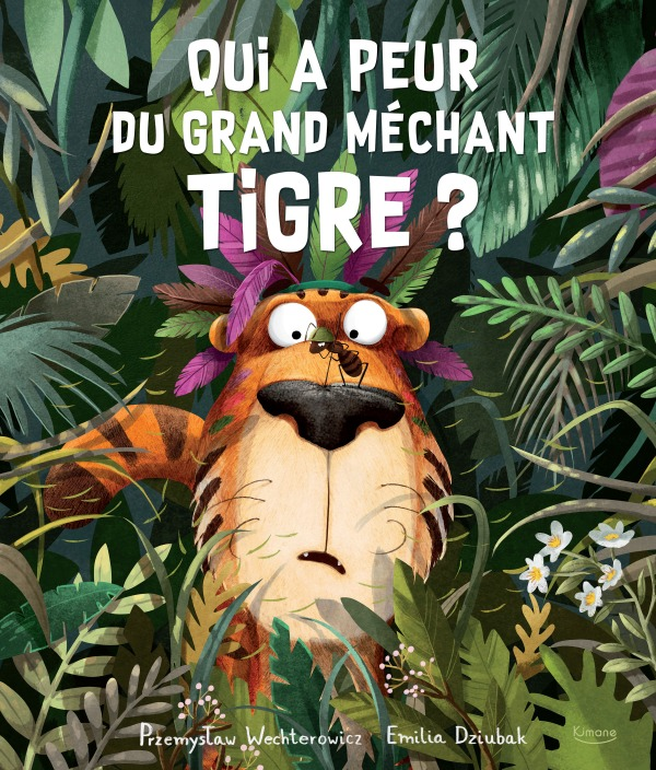 QUI A PEUR DU GRAND MECHANT TIGRE ?