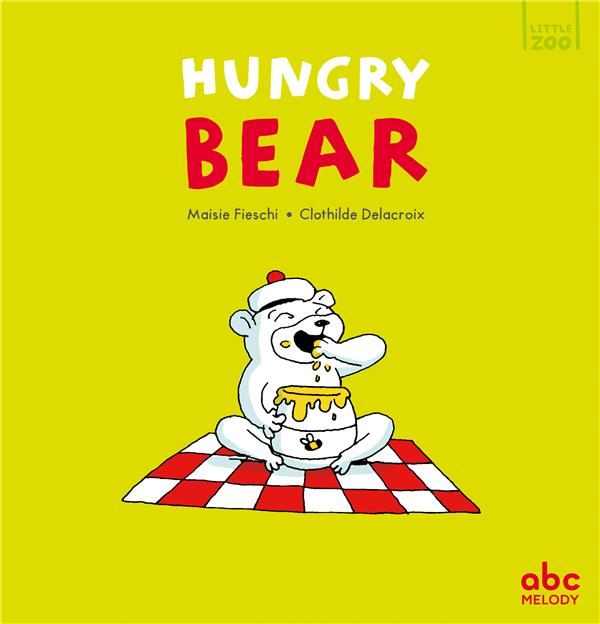 HUNGRY BEAR (COLL. LITTLE ZOO)