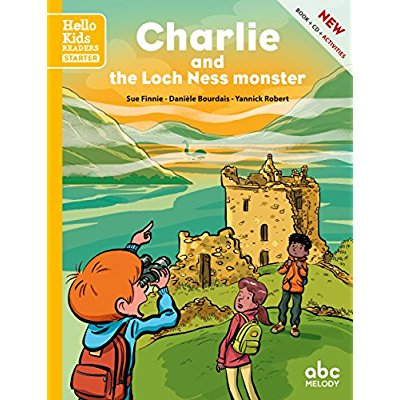CHARLIE AND THE LOCH NESS MONSTER (COLL. HELLO KIDS READERS)