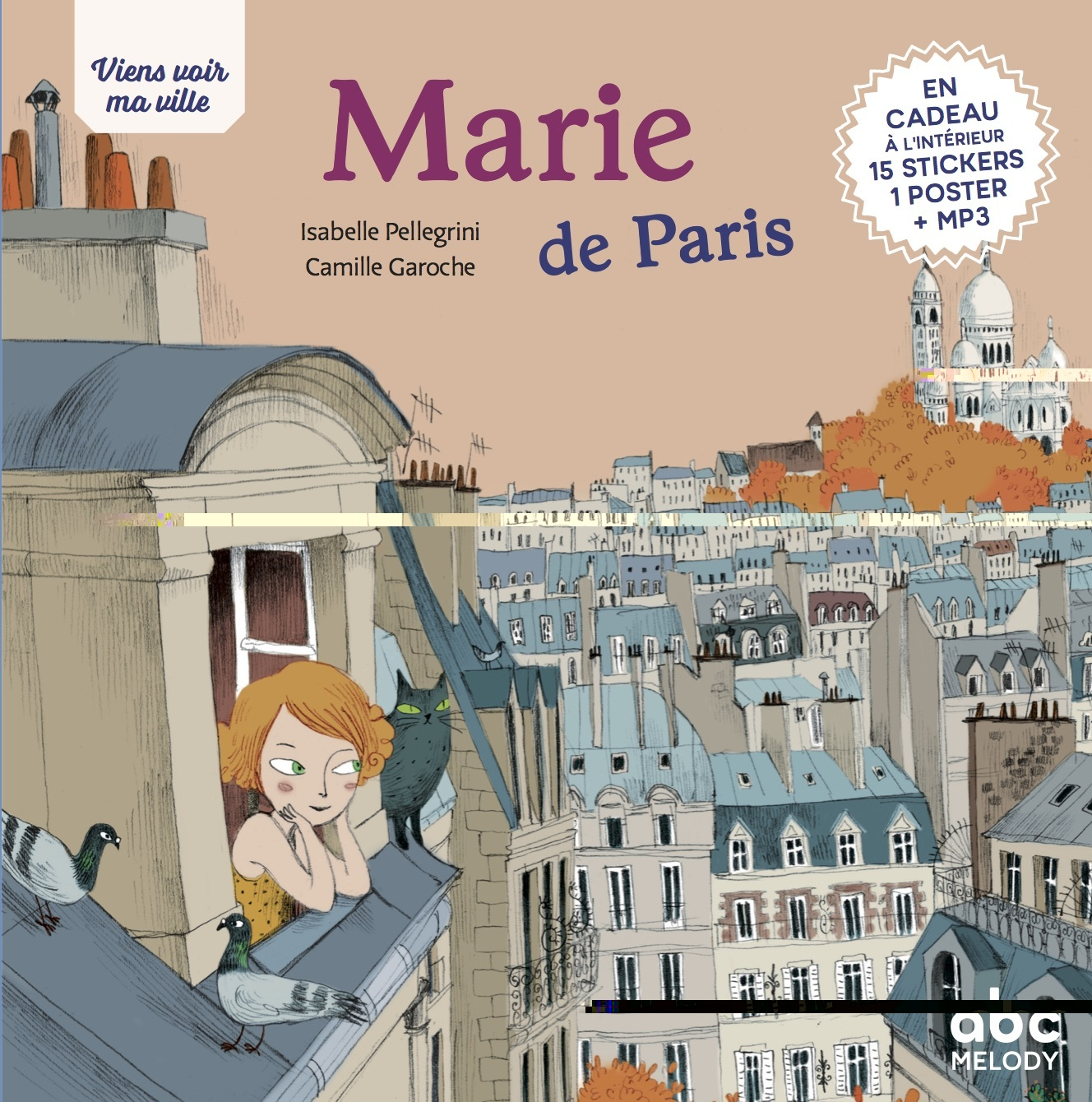MARIE DE PARIS - NOUVELLE EDITION