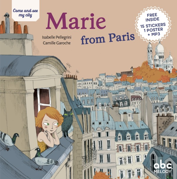 MARIE FROM PARIS - NOUVELLE EDITION