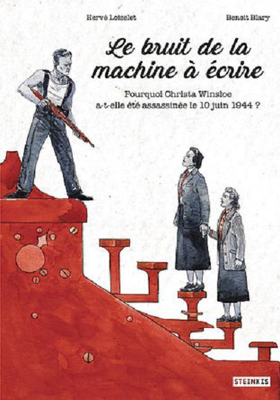LE BRUIT DE LA MACHINE A ECRIRE
