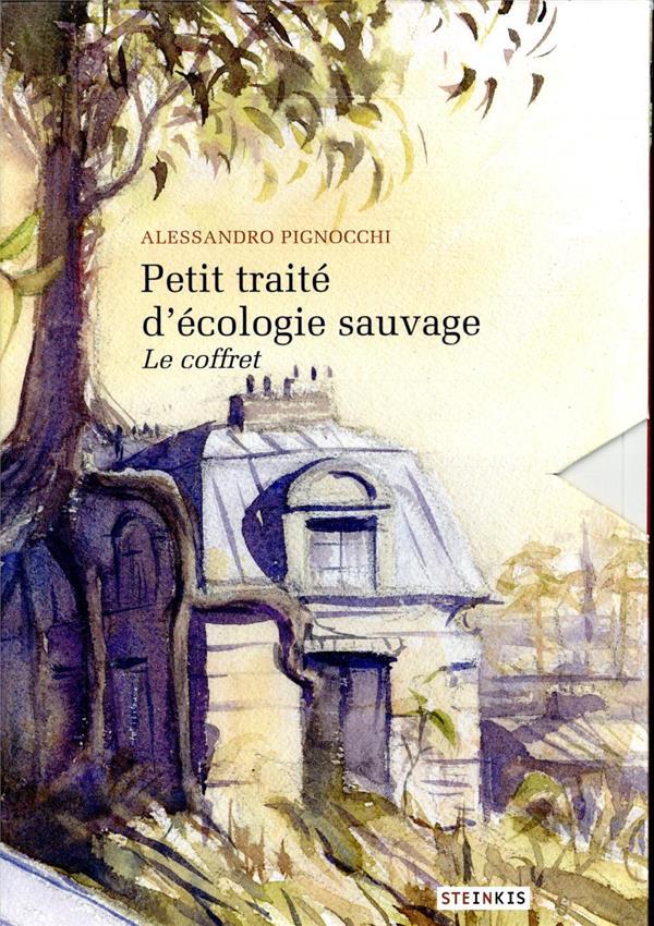 COFFRET PETIT TRAITE D'ECOLOGIE SAUVAGE