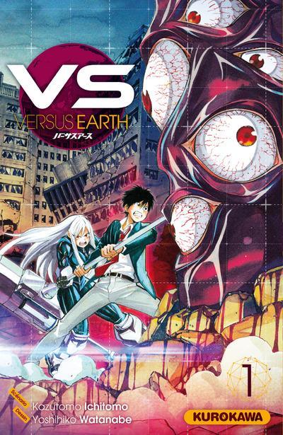VS VERSUS EARTH - TOME 1