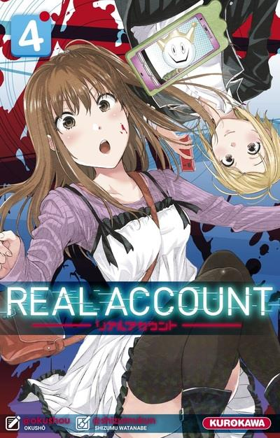 REAL ACCOUNT - TOME 4