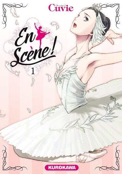 EN SCENE ! - TOME 1 - VOL1