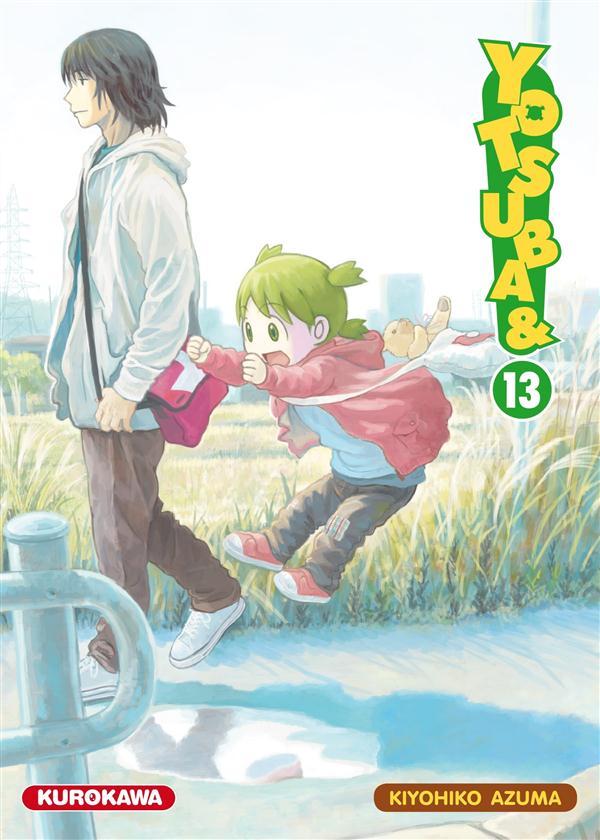 YOTSUBA - TOME 13