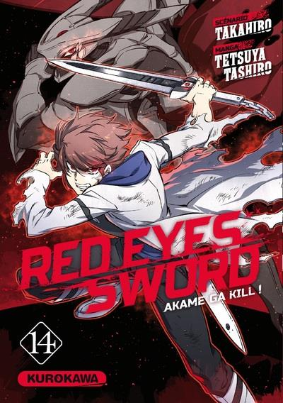 RED EYES SWORD - AKAME GA KILL ! - TOME 14