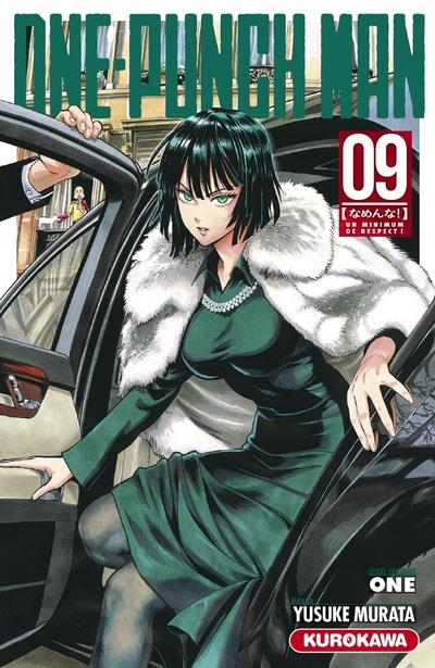 ONE-PUNCH MAN - TOME 9 - VOL9