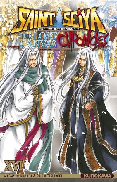 SAINT SEIYA - THE LOST CANVAS - CHRONICLES - TOME 16