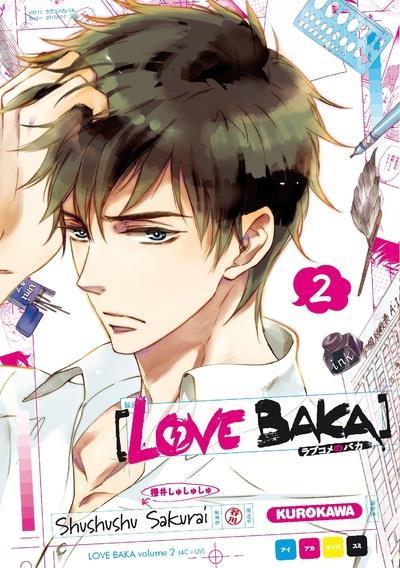LOVE BAKA - TOME 2