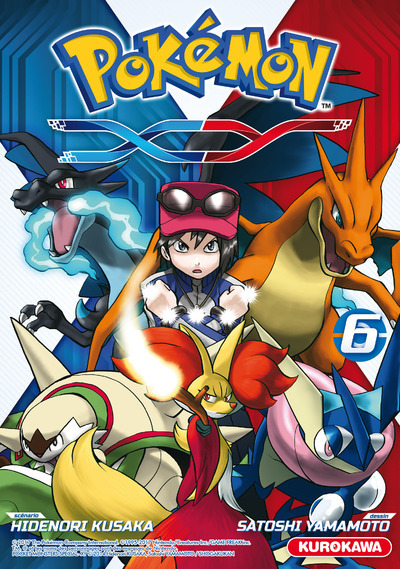 POKEMON XY - TOME 6