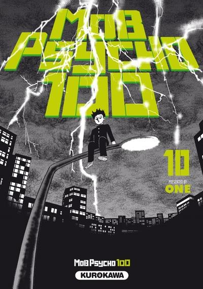 MOB PSYCHO 100 - TOME 10 - VOLUME 10