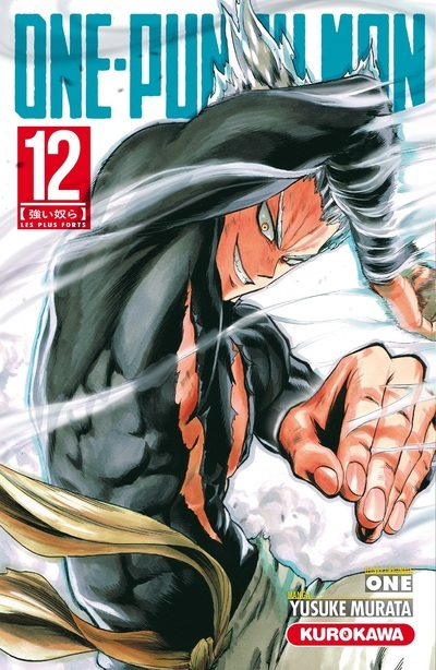 ONE-PUNCH MAN - TOME 12