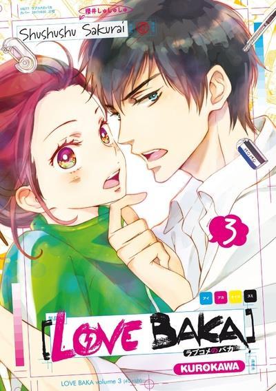 LOVE BAKA - TOME 3
