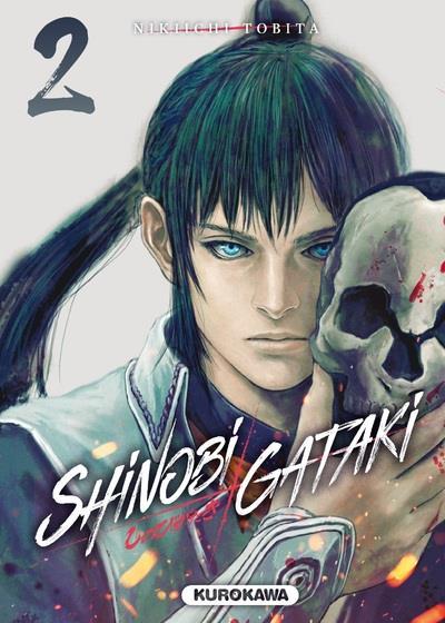 SHINOBI GATAKI - TOME 2 - VOL02