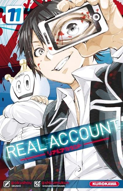 REAL ACCOUNT - TOME 11 - VOL11