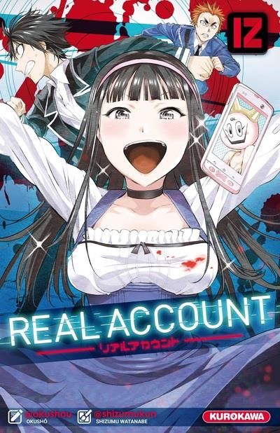REAL ACCOUNT - TOME 12 - VOL12