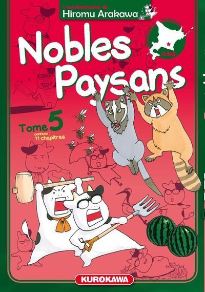 NOBLES PAYSANS - TOME 5
