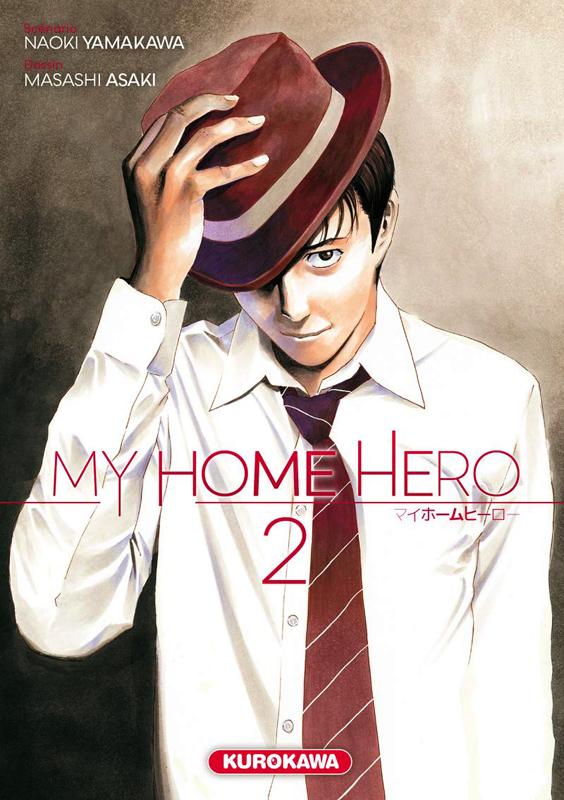 MY HOME HERO - TOME 2 - VOLUME 02