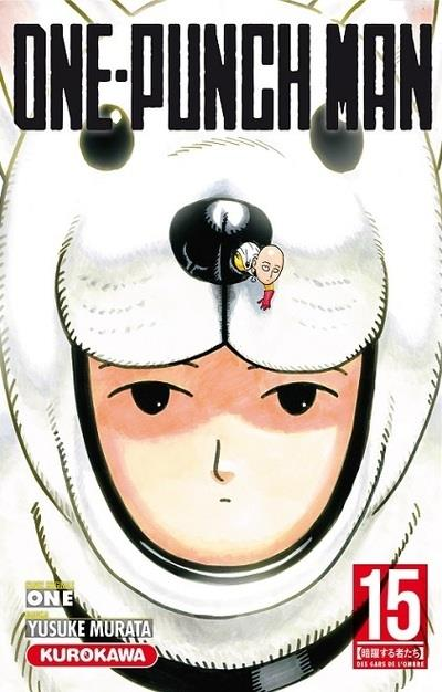 ONE-PUNCH MAN - TOME 15 - VOLUME 15