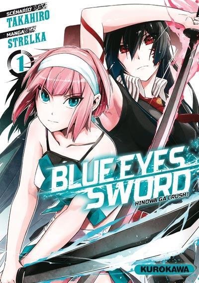 BLUE EYES SWORD - TOME 1 - VOLUME 01