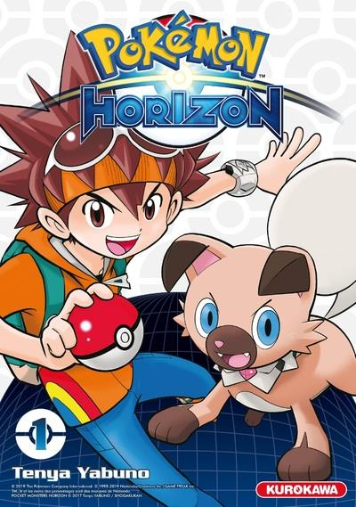 POKEMON HORIZON - TOME 1 - VOL01
