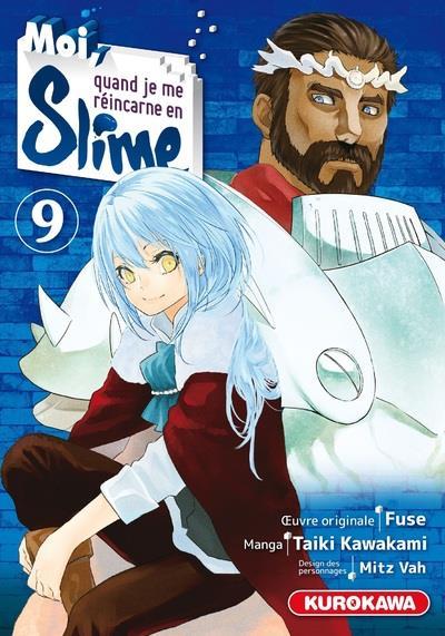MOI, QUAND JE ME REINCARNE EN SLIME - TOME 9 - VOLUME 09