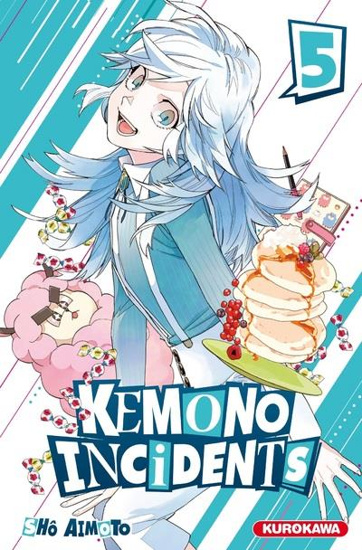 KEMONO INCIDENTS - TOME 5 - VOL05