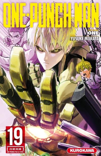 ONE-PUNCH MAN - TOME 19 - VOL19