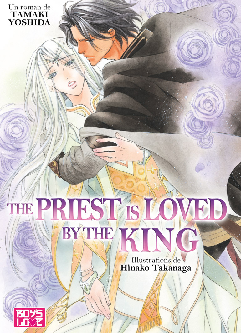 THE PRIEST IS LOVED BY THE KING - THE PRIEST TOME 1 - LIVRE (ROMAN)