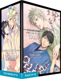 PACK BOY'S LOVE - PARTIE 14 - 5 MANGA (LIVRES) - YAOI