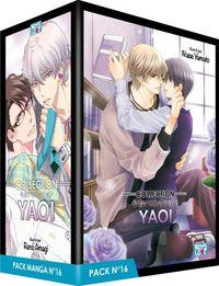 PACK BOY'S LOVE - PARTIE 16 - 5 MANGA (LIVRES) - YAOI