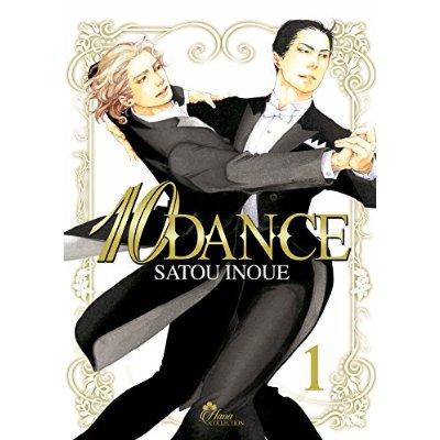 10 DANCE - TOME 01 - LIVRE (MANGA) - YAOI - HANA COLLECTION