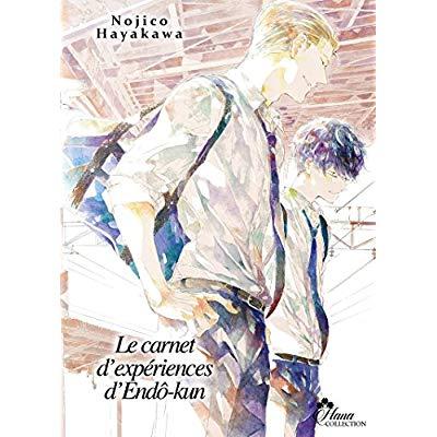 LE CARNET D'EXPERIENCES D'ENDO-KUN - TOME 02 - LIVRE (MANGA) - YAOI - HANA COLLECTION