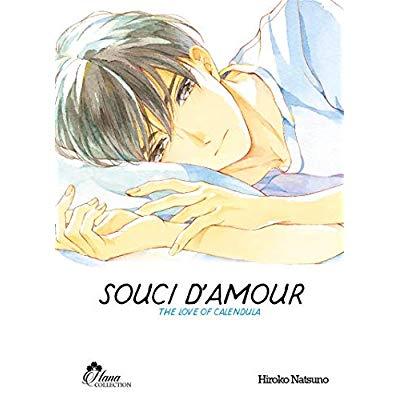 SOUCI D'AMOUR - LIVRE (MANGA) - YAOI - HANA COLLECTION
