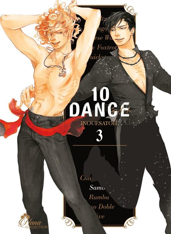 10 DANCE - TOME 3