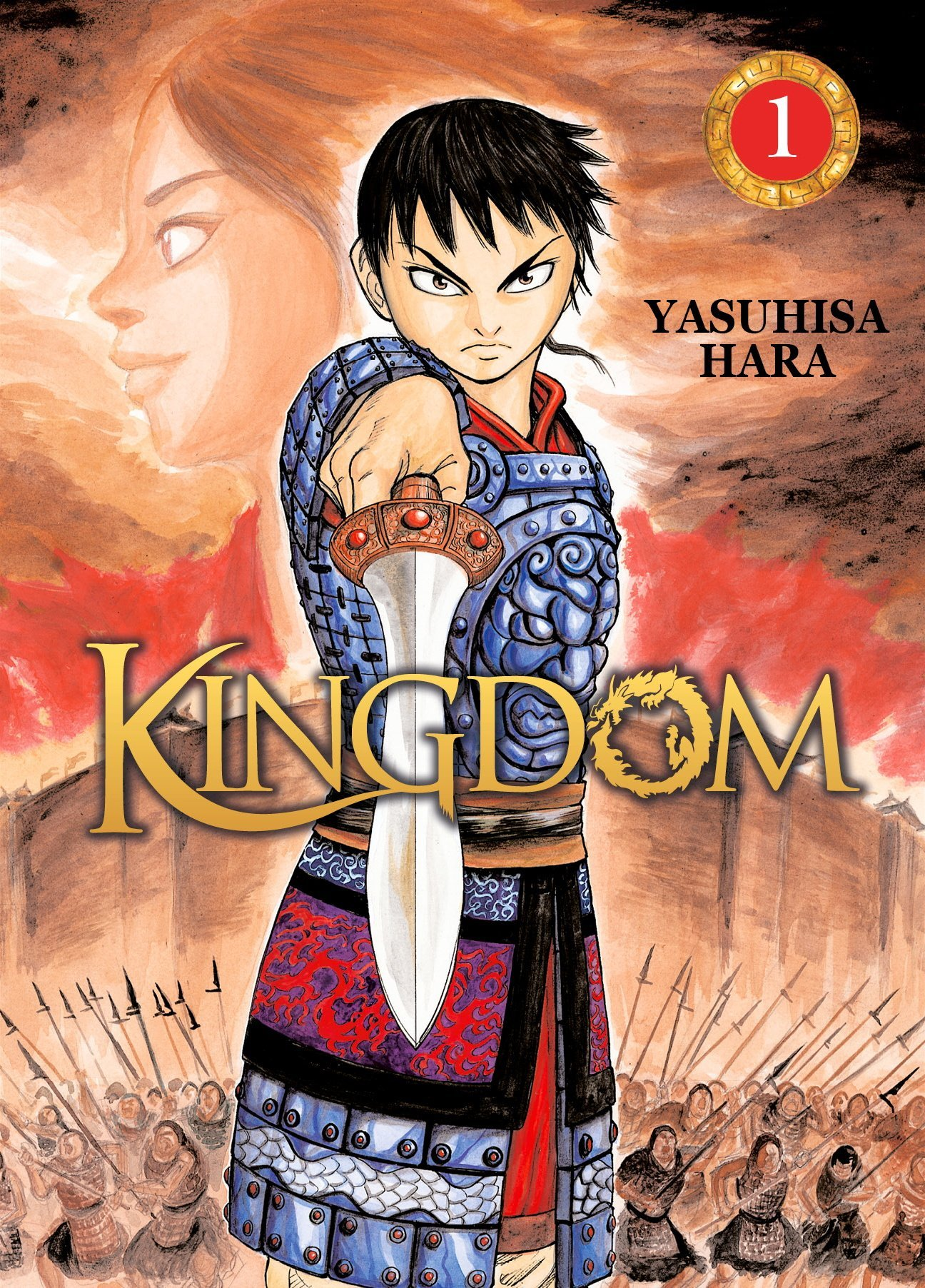 KINGDOM - TOME 01 - MANGA (LIVRES)
