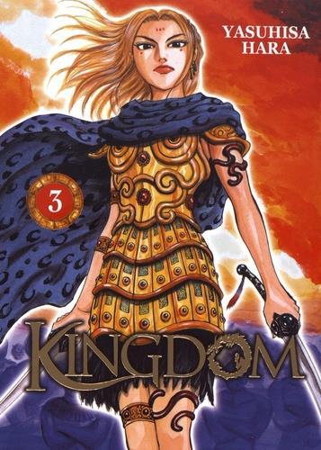 KINGDOM - TOME 03 - MANGA (LIVRE)