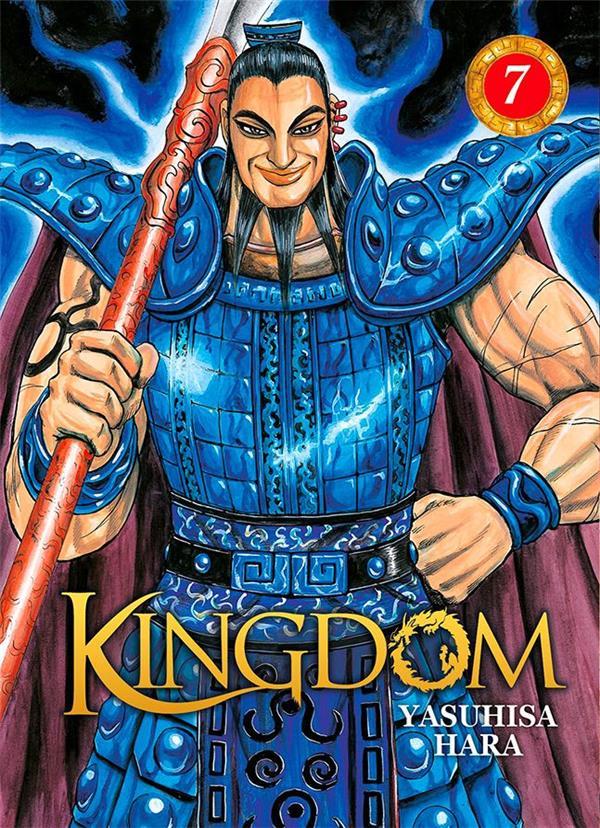 KINGDOM - TOME 07 - MANGA (LIVRE)